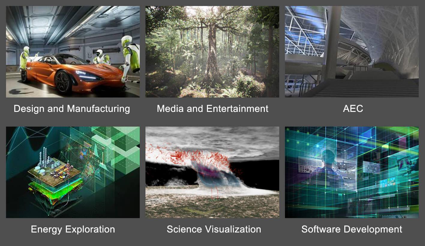 NVIDIA Quadro Professional Graphics