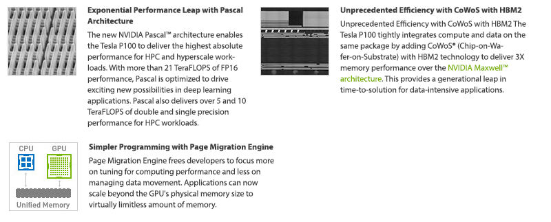Tesla P100   AI and High Performance Computing - Leadtek