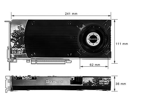 WinFast GTX 1060 6G | Graphics Cards - Leadtek
