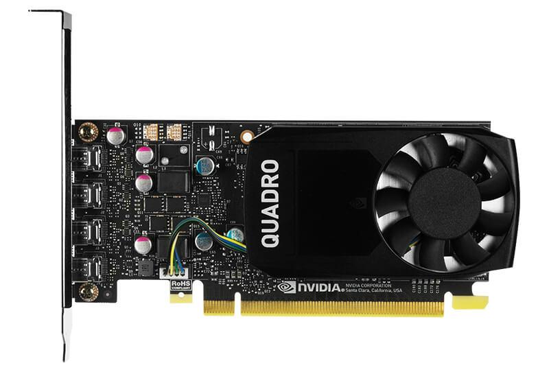NVIDIA Quadro P600 | Professional Graphics - Leadtek