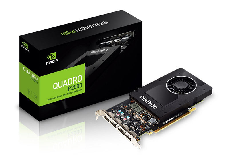 NVIDIA Quadro P2000 | Professional Graphics - Leadtek