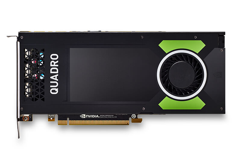 NVIDIA Quadro P4000 | Professional Graphics - Leadtek