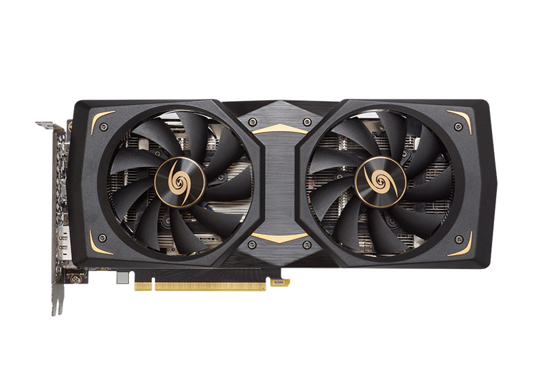 WinFast RTX 2070 Hurricane 8G | Graphics Cards - Leadtek
