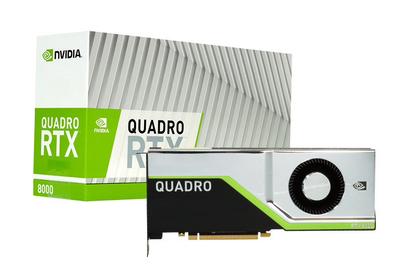 NVIDIA Quadro RTX8000 | Professional Graphics - Leadtek