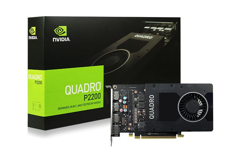 NVIDIA Quadro P2200 | Professional Graphics - Leadtek