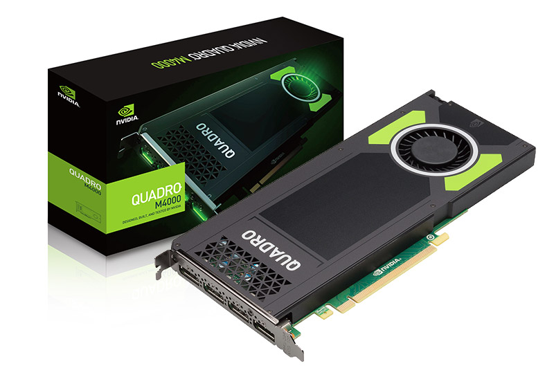 NVIDIA Quadro M4000 | Professional Graphics - Leadtek
