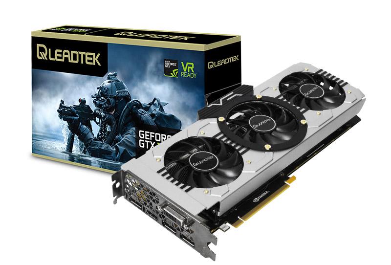 Graphics Card Nvidia 1080