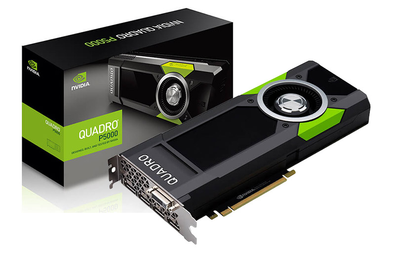 NVIDIA Quadro P5000 | Professional Graphics - Leadtek